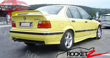 92-98 BMW E36 HM LTW Style 2PC Trunk Spoiler Wing CANADA USA (Low Ver.)