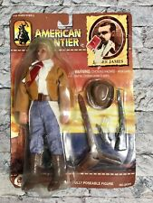 """NEW 1994 DSI American Frontier Jesse James Action Figure - 8"""" Tall - Sealed"""
