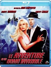 MEMOIRS OF AN INVISIBLE MAN - Blu-Ray Disc -