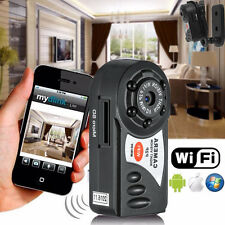 Q7 Mini DVR WIFI Wireless Video Recorder Camera Microphone Infrared Night Vision