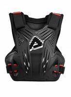 ACERBIS IMPACT MX CE 1621-2 CHEST PROTECTOR BLACK MOTOCROSS BODY ARMOUR NEW MTB