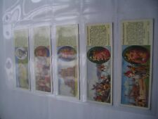 Interesting Events In British History Full Set Issued In 1938 By Typhoo Tea