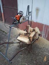 Sägebock für Säge Holzspalter Kettensäge Brennholz Holzsägebock Wippkreissäge