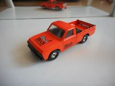 "Corgi Mazda B1600 Pick-up ""Block Construction"" in Orange"