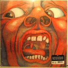 King Crimson - In The Court of The Crimson King NEW SEALED 200 gram LP
