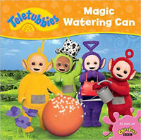 Teletubbies: Magic Watering Can (Teletubbies board storybooks), New, UK, Egmont