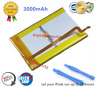 3000mAh Battery replace for iPod Classic 6/7 80/120/160GB Video 5/5.5 30GB Thin