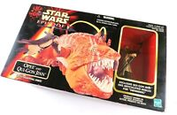 Star Wars Episode 1 Opee and Qui-Gon Jinn with Snapping Jaws!, NIB