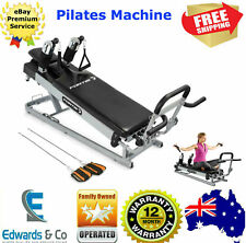 Pilates Machine Reformer Gym Equipment Home Fitness Workout Exercise