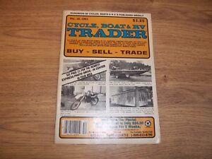 VINTAGE RARE AMERICAN AUTOTRADER CYCLE, BOAT & RV TRADER USA DEC 10 1991 GEORGIA