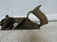 Vintage Stanley 78 Rabbet Plane Body For Parts Pat 6-7-10