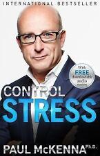 CONTROL STRESS - MCKENNA, PAUL - NEW PAPERBACK BOOK