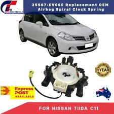 New Airbag Clock Spring Replacement For Nissan Tiida 25567-EV06E RH 2yr Warranty