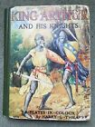 KING ARTHUR AND HIS KNIGHTS - Winder, Blanche. Illus. by Theaker, Harry G.