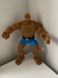 """Marvel Fantastic 4 The Thing ( Ben Grimm ) 8"""" Action Figure 2006"""