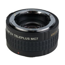 New Kenko Conversion Lens Teleplus 2X MC7 DGX for Nikon AF from Japan