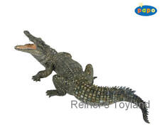 Spielfiguren Wildtiere Papo 50055 Nil Krokodil - NEU