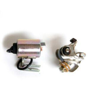 1976-82 Yamaha Condenser & Contact Points Kit lb50 lb80 mx80 gt80 dt125 dt100