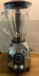 ProfessionalChrome Dualit Food Blender, Smoothie/Soup Maker, Excellent Condition