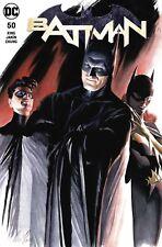 BATMAN #50 ALEX ROSS SDCC 2018 BATMAN FAMILY EXCLUSIVE COVER NM