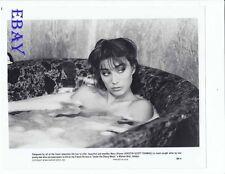 Kristin Scott-Thomas sexy in tub VINTAGE Photo Under The Cherry Moon