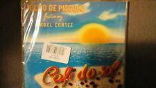 DE PISCOPO TULLIO FEAT ISABEL CORTEZ - CAFE DO SOL. CD SINGOLO  NUOVO SIGILLATO