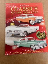 DANBURY MINT CLASSICS OF THE OPEN ROAD UPDATE CHRISTMAS 2011 FORD VIC