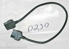 """RAYMARINE Seatalk D230 12"""" 3-Pin Seatalk Cable 4001-138-A ST30 ST40 ST60 Boat"""