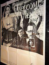 WELCOLME IN VIENNA  ! axel corti  affiche cinema