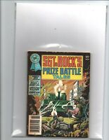 Sgt Rock's Prize Battle Tales - DC Blue Ribbon Digest #34 - 1979 - VF+