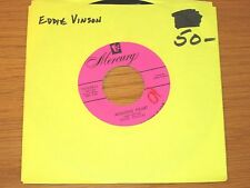 "R&B 45 RPM - EDDIE VINSON - MERCURY 70525 - ""ANXIOUS HEART"" + ""SUFFER FOOL"""