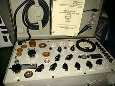 TV-7 D/U Tube Tester tested