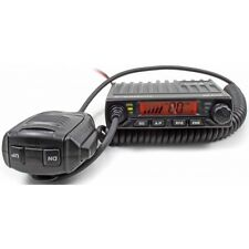 Cb radio mobile albrecht AE-6110 am fm ultra compact portable mini