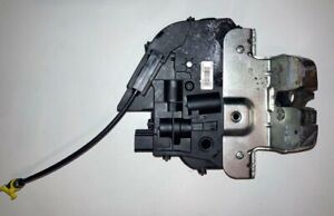 volvo xc70 V70 tailgate locking actuator mechanism TESTED 08-10