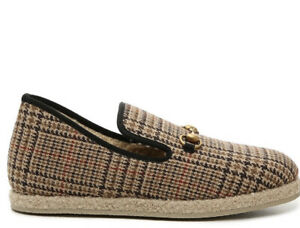 Gucci Fria Loafer Shoes Sneakers Size UK 10 US 10.5 New