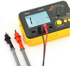 New !! US Ship VC60B+ Digital Insulation Tester Megger MegOhm Meter
