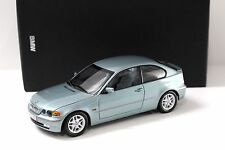 1:18 KYOSHO BMW 325ti Compact Green spacciatori boxed in Premium-MODELCARS