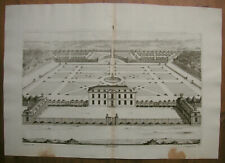 POTSDAM, LUSTSCHLOSS FAHRLAND, PREUSSEN, J. B. BROEBES, MERZ, AUGSBURG 1733