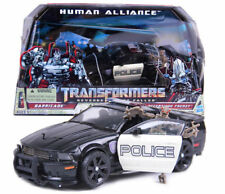 Transformers: Revenge of the Fallen Human Alliance Barricade Toy Figure New Gift