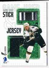 2003-04 BAP MEMORABILIA GAME-USED SICK JERSEY BILL GUERIN JERSEY 1 COLOR /90