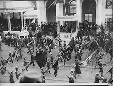 President Franklin Roosevelt Inaugural Parade 1933 Press Photo