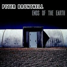 Ends of the Earth by The Peter Bruntnell Combination USED CD 2002 Back Porch