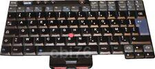 Clavier français AZERTY pour portable IBM Thinkpad X40/X41 91P8328 91P8327 L2M