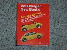2008 VW Volkswagen Beetle Service Repair Manual 2.5L Convertible S SE Black Tie