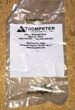 TROMPETER BJ78HS Conn Twinax/Triax Adapter RCP/RCP 0Hz to 500MHz ST Panel Mount