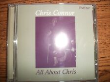 Chris Connor-All About Chris-Cherry Red Records-UK!