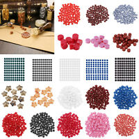100pcs Sealing Wax Beads For Retro Seal Stamp Wedding Envelope Wax Seal Stamp