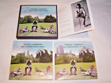 2 CD - George Harrison All things must Pass - Booklet