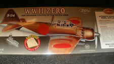 GUILLOWS WWII ZERO TOP JAPANESE FIGHTER OF THE PACIFIC SEA