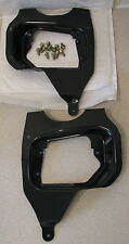 MG Rover 45 MGZS ZS Pair Front Fog Spot Light Lamp Mounting Support Brackets New